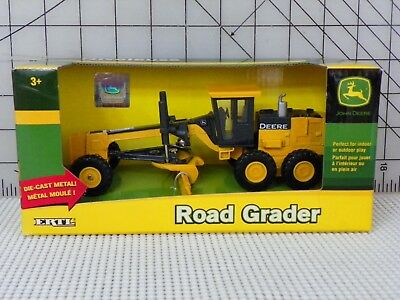2009 Ertl John Deere Road Grader 1:50 Scale # 37013 New