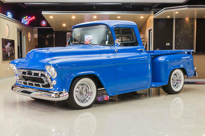 Chevrolet Apache Pickup Frame Off Restored! GM 327ci V8, 4-Speed Manual, Mustang II, PS, PB, Disc & More