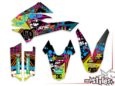 KTM 690 SMC / R, ENDURO (08-17) | Neon limited DEKOR DECALS KIT STICKER graphics