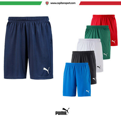 Puma - SHORT LIGA CORE - PANTALONCINI CALCIO - art.  703436