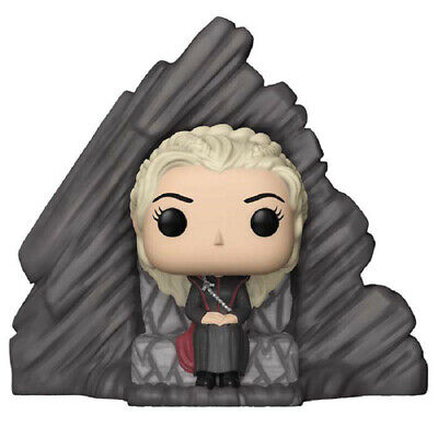Daenerys Targaryen On Dragonstone Throne / Game Of Thrones / Funko Pop