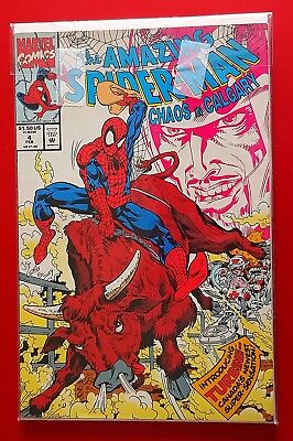 Amazing Spider-Man: Chaos In Calgary # 4 (Feb 1993)