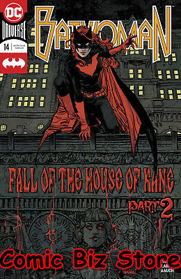 Batwoman #14 (2018) 1St Printing Bagged & Boarded Dc Universe Rebirth