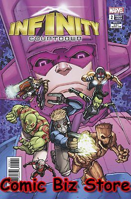 Infinity Countdown #2 (Of 5) (2018) 1St Printing Ron Lim Variant Cover