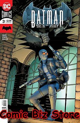 Batman Sins Of The Father #3 (Of 6) (2018) 1St Printing Dc Comics Universe