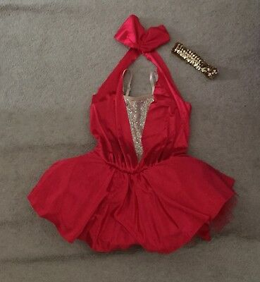 Girls Recital Dress/Costume EUC