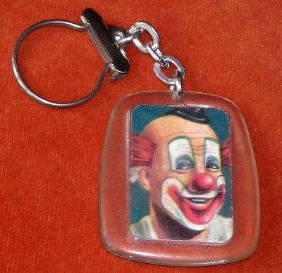 Porte-clés Key chain CLOWN SUBITO Collector CIRQUE CHOCOLAT MENIER  Version 3