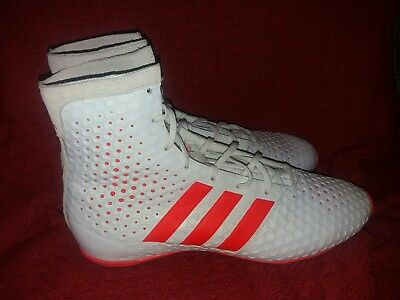 mens adidas ko legend 16.1 boxing boots size 8