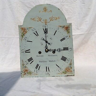 Long case Clock Movement And Dial