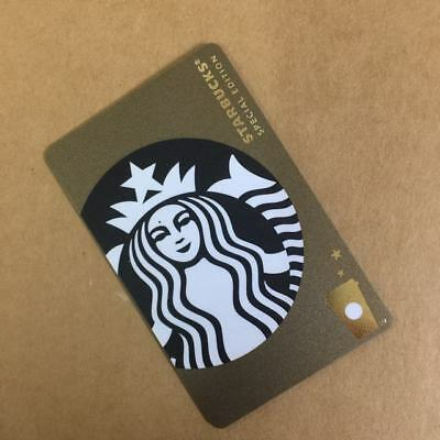Starbucks China Spical Edition Brown Mermaid MSR Card
