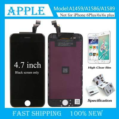 """For iPhone 6 4.7"""" LCD Display Touch Screen Digitizer Assembly Replacement Black"""