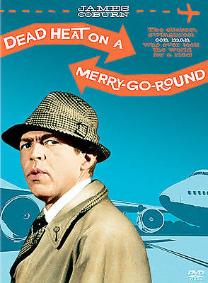 Dead Heat on a Merry-Go-Round (DVD, 2003) Brand New, Sealed