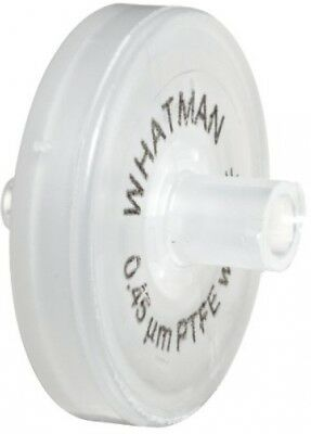 Whatman 6874-1304 PTFE GD/X 13 Syringe Filter, 13mm, 0.45 Micron (Pack of 150)
