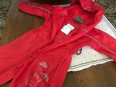 REGATTA PUDDLE  SUIT KIDS BREATHABLE WATERPROOF ALL IN ONE RAINSUIT 12-18 months