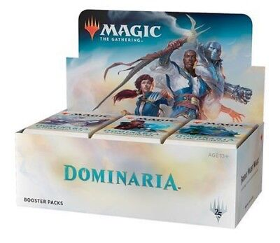 DOMINARIA - Booster Box MTG MAGIC - SEALED English - CollectorsAvenueCom