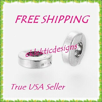 50pc Lt Rose Gold Clam Shell Bead Cap Ends 4x2mm Crimps Necklace Jewelry Finding