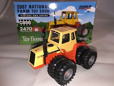 1/64 Case 2470 Ertl Toy Farmer NIB