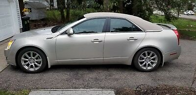 2008 Cadillac CTS Sport 2008 Cadillac CTS coupe Sport