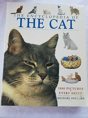 The Encyclopedia Of The Cat By Michael Pollard Book