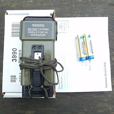 NEW, boxed + new batteries ACR MS 2000 (M) Firefly Distress Marker Strobe Light