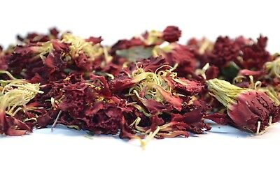 Dried Carnation Flowers - Clove Pink, Tea Cooking Cake Candle Soap Craft Decor