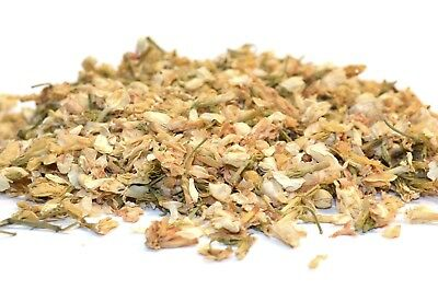 Jasmine, Dried Flowers Natural Tea Craft Soap Candle Infusion Tincture FREE P&P