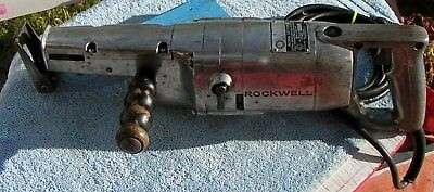 Vintage Extra Heavy Duty  Rockwell Reciprocting Saw Model 277 8Amps + Blades