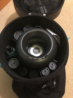 C9 Cloud Nine The O Pod Heated Rollers ultimate set - excellent condition!
