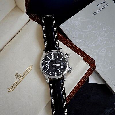 Jaeger LeCoultre GMT Master Compressor Control 1000 Automatic Steel 146.8.02