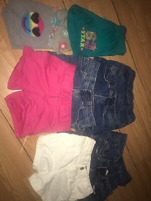 HUGE Lot Girls Clothes, Gently Worn, Sz 4/5, 5, 6 - 34 PIECES
