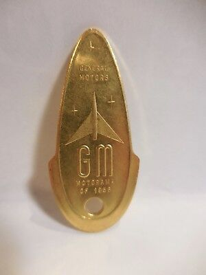 General Motors Motorama Of 1956  Mint