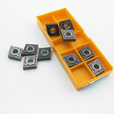 New10pcs carbide inserts CNMG331  CNMG120404 CNC Turning  Carbide Bit For Steels