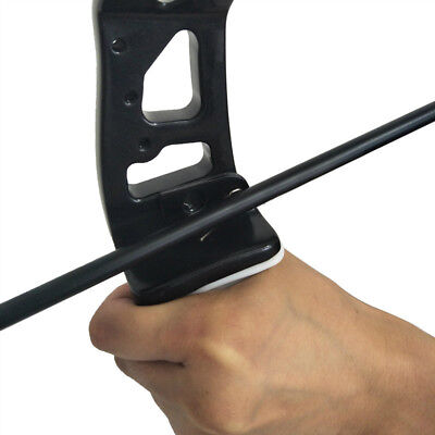 Archery Magnetic Arrow Rest Set Right Hand Stick To Bow Riser