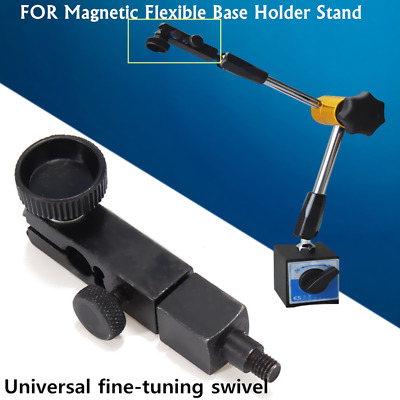 Gimbal Fine Adjustable Swiel For Digital Dial Test Indicator  Stand Holder UK