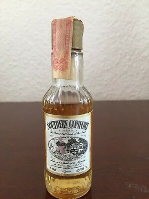 Southern Comfort Whisky Miniature, Mini Bottle
