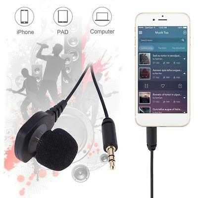 BY-HLM1 Pin Mount Omnidirectional Condenser Microphone for smartphone camera LN
