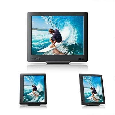 Edge 8-Inch Digital Picture Frames Wi-Fi Cloud Photo With Hi-Res Display