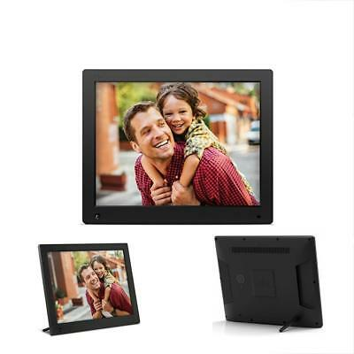 Advance- 15 Digital Picture Frames Inch Photo HD Video (720p) With Motion Sensor