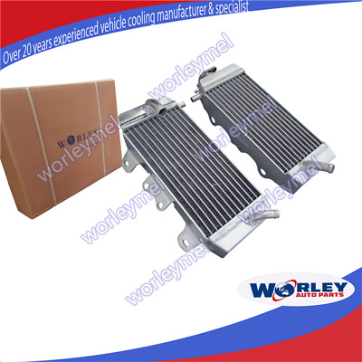 L&R ALLOY Aluminum Radiator for YAMAHA WRF250 WR250F 2007 2008 2009 07 08 09