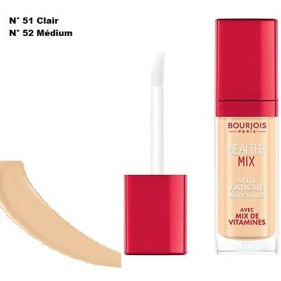 Bourjois Anticernes Corrector Anti-Fatigue Healhy Mix Coriige Les Poches