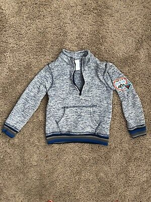 Toddler Boy Quarter Zip Size 5T