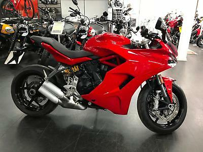 Ducati Supersport 67 Reg Sports tourer motorcycle low mileage