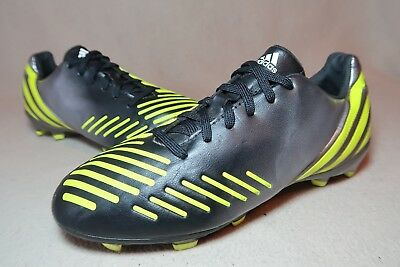 adidas predator absolado lz trx fg jr grey scarpe da calcio uk / ue