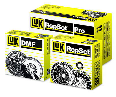 LUK 3PC Clutch Kit + CSC Concentric Slave Cylinder 622312734   - 5 YEAR WARRANTY