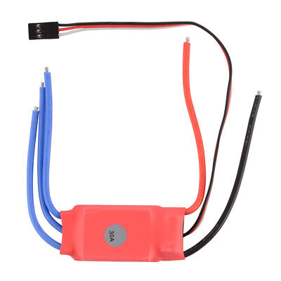 4x Simonk 30A Brushless Speed Control ESC Firmware W/ BEC für Multicopter RC681