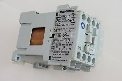 ALLEN-BRADLEY 100-C09D*10 Series A  Safety Relay  Free Shipping!
