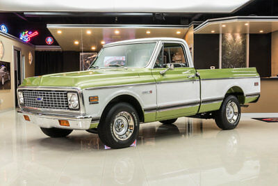 Chevrolet C10 Pickup Frame Off Restored C10! GM 350ci V8, TH350 Automatic, PS, PB, Disc, Factory A/C