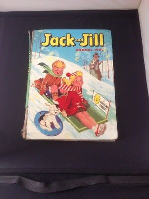 Jack and Jill Annual 1961