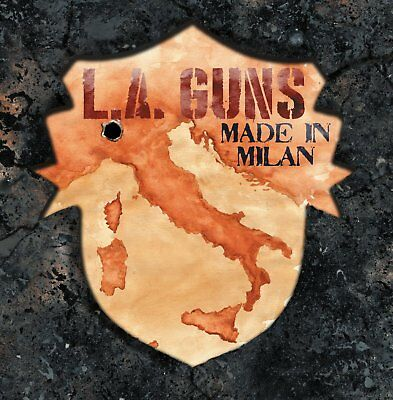 L.A. Guns **Made In Milan **BRAND NEW DOUBLE 180 GRAM RECORD LP VINYL