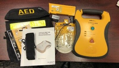Defibtech Semi Auto AED Like - New Never Used - Brand New Battery Pack and Pads